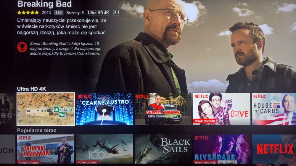 UHD Netflix