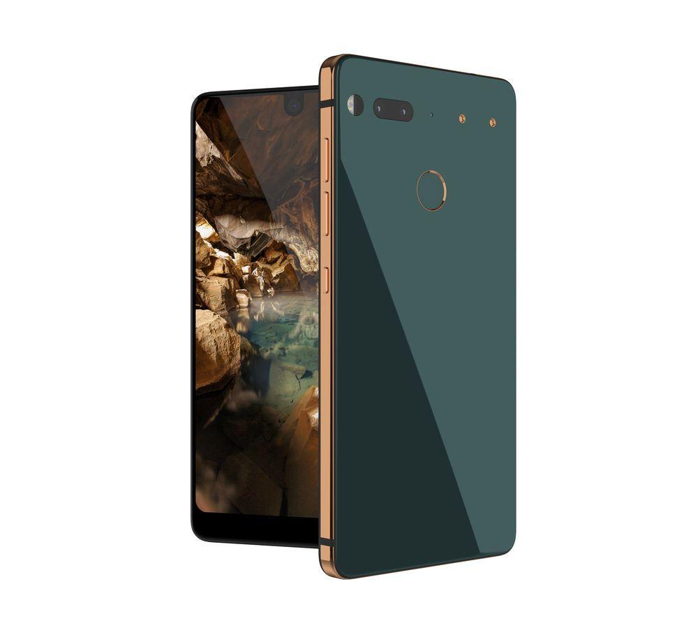 Essential Phone to smartfon stworzony przez Andy'ego Rubina, twórcę Androida.