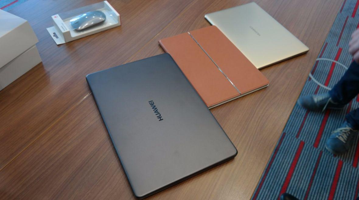 Dwa klasyczne laptopy i stylowa hybryda. Tak wygląda odpowiedź Huawei na Microsoft Surface