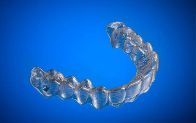 aparat ortodontyczny z drukarki 3D