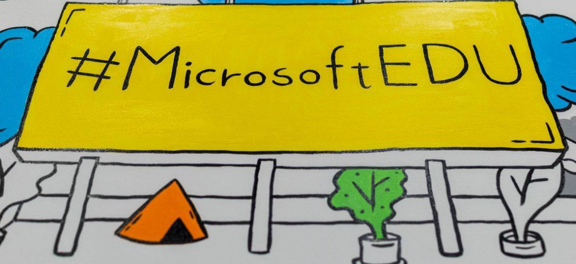 Widziałem przyszłość edukacji okiem Microsoftu