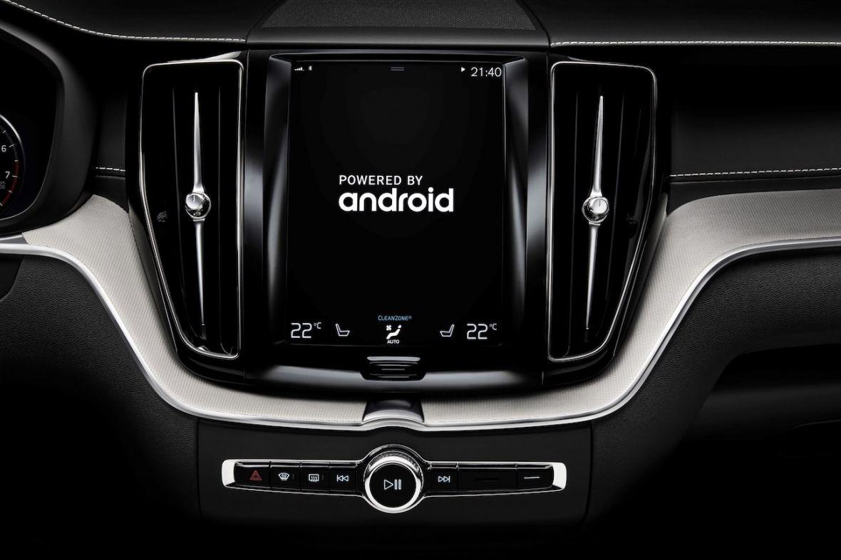 Volvo z Androidem? To może nie być taki zły pomysł
