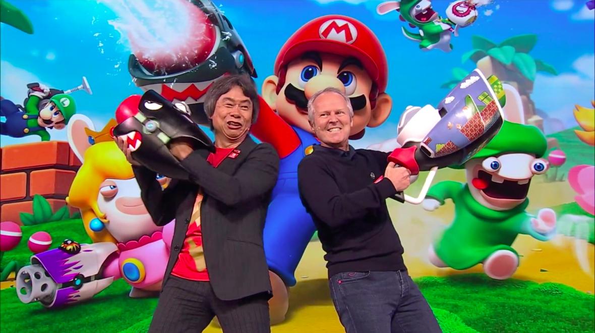 Niesamowite czasy – Ubisoft robi grę z Mario dla Nintendo, a Xbox i Switch dostaną wspólne serwery Minecrafta