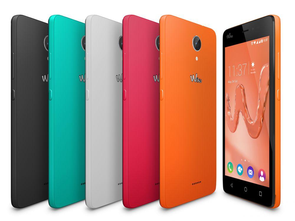 Smartfony Wiko w Play