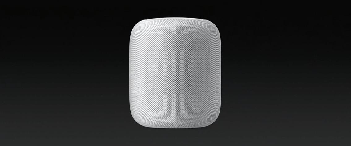 Apple zrozumiał, że dzisiaj nie wypada nie mieć własnego smart głośnika. Oto HomePod