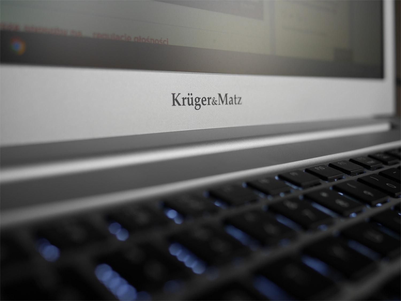 Kruger&Matz Explore PRO 1511 - recenzja polskiego laptopa
