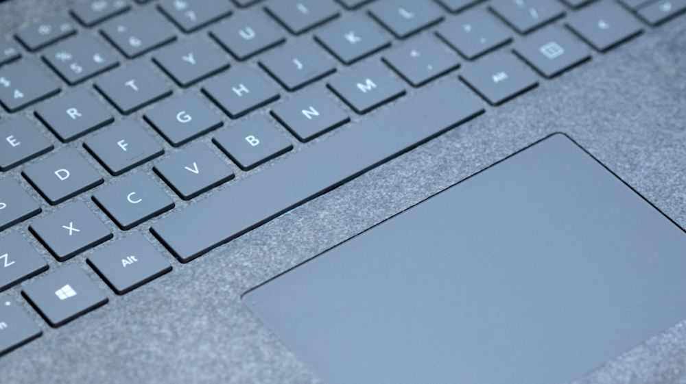 Microsoft Surface Laptop wrażenia