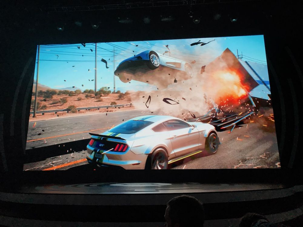 Need for Speed: Payback EA Play