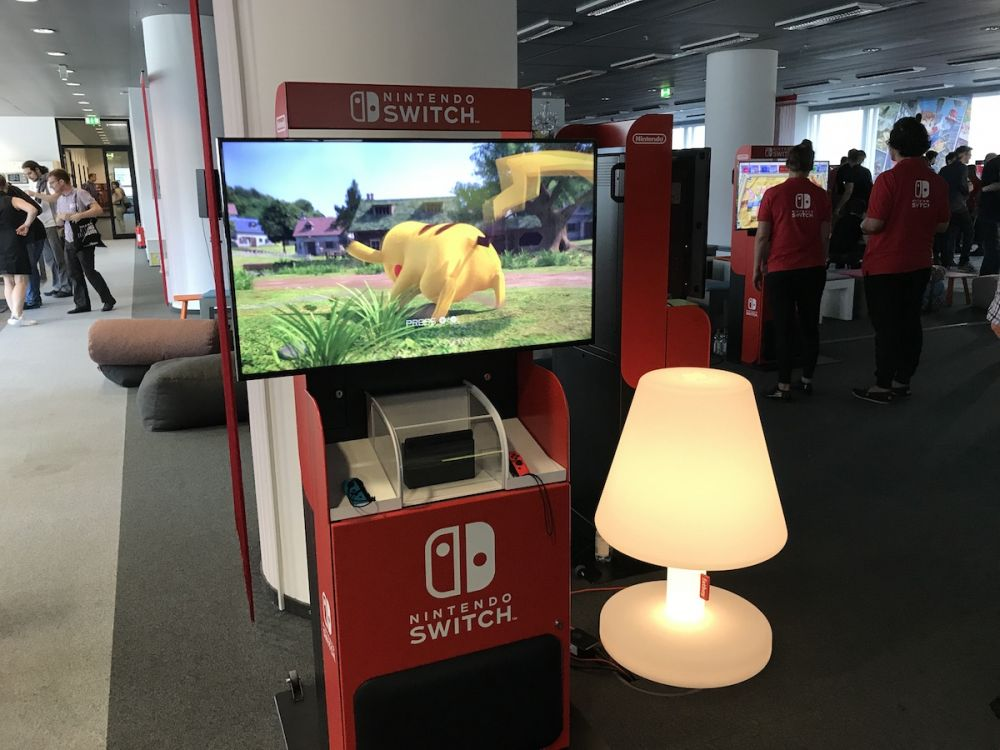 nintendo post-e3 event siedziba de switch