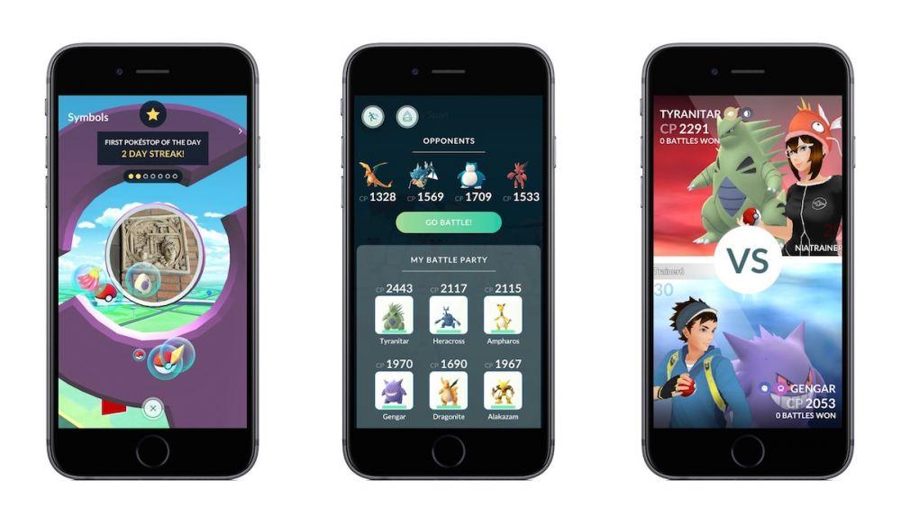Pokemon GO raids gym zmiany system walk