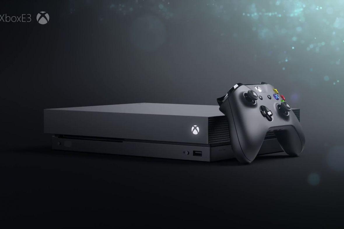 Xbox One X ma sporo wspólnego ze starymi konsolami. Też będzie sprzedawany ze… stratą
