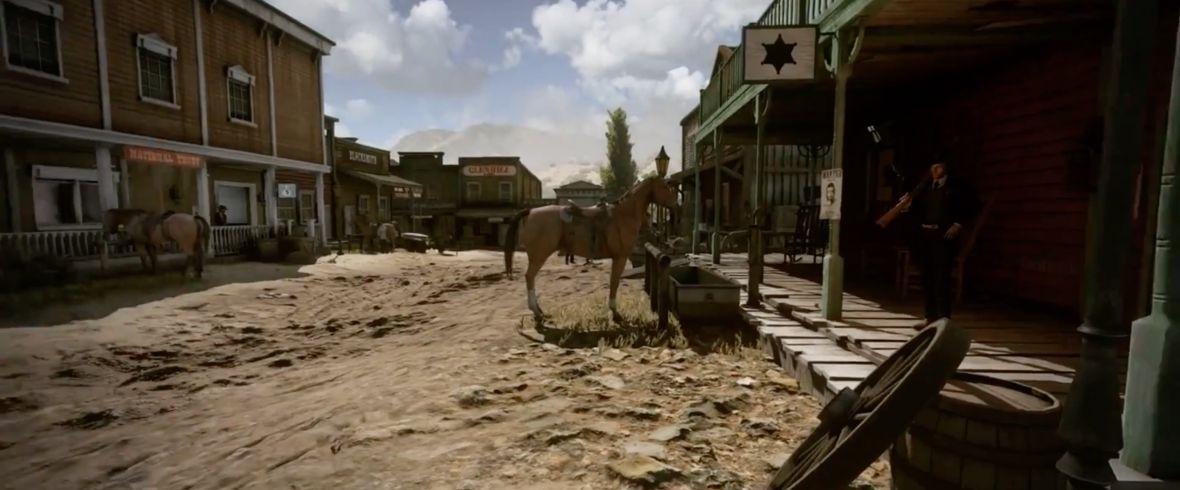 Wild West Online to pierwsze MMO na Dzikim Zachodzie. Analizujemy zjawiskową grę scena po scenie