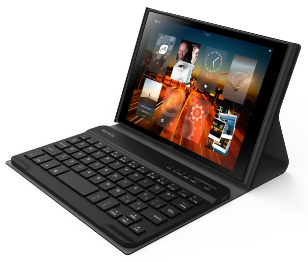 Youyota Tablet - Jolla i Sailfish OS