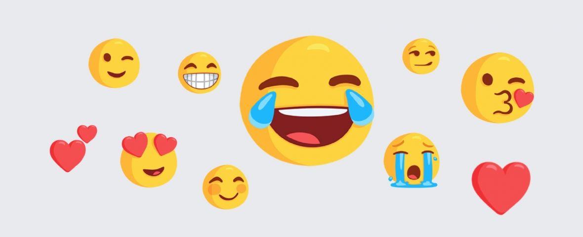 Dziś obchodzimy Międzynarodowy Dzień Emoji. Uśmiechnięta buźka dopiero na 10. miejscu pod względem popularności