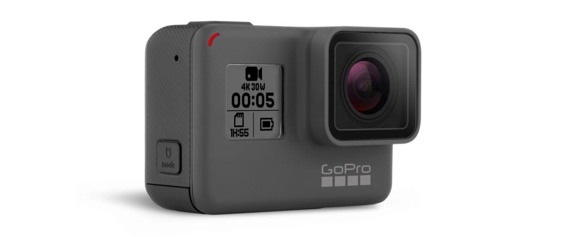 Kamera GoPro Hero 6 nadchodzi wielkimi krokami. Co o niej wiemy?