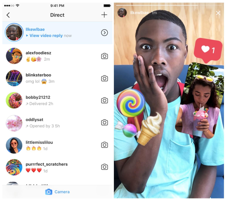 nowości w instagram stories