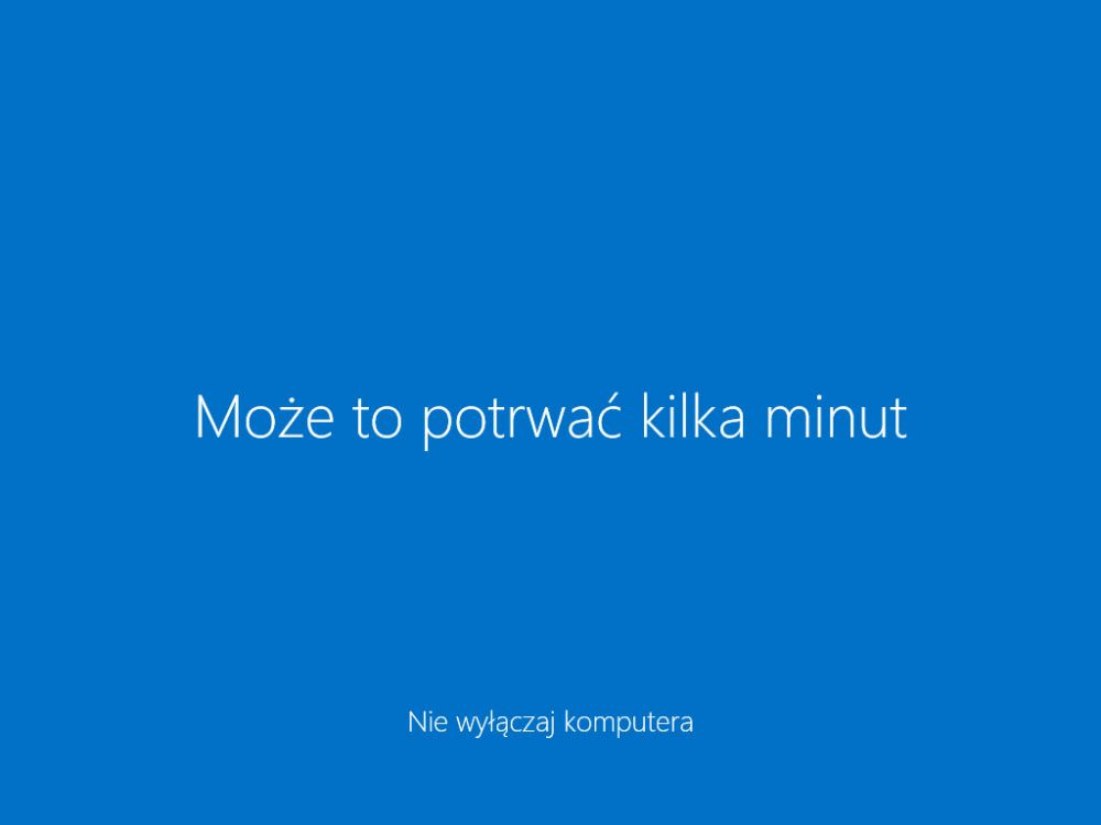 jak zainstalować system Windows 10