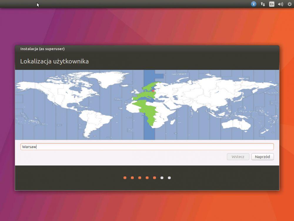 jak zainstalować Ubuntu