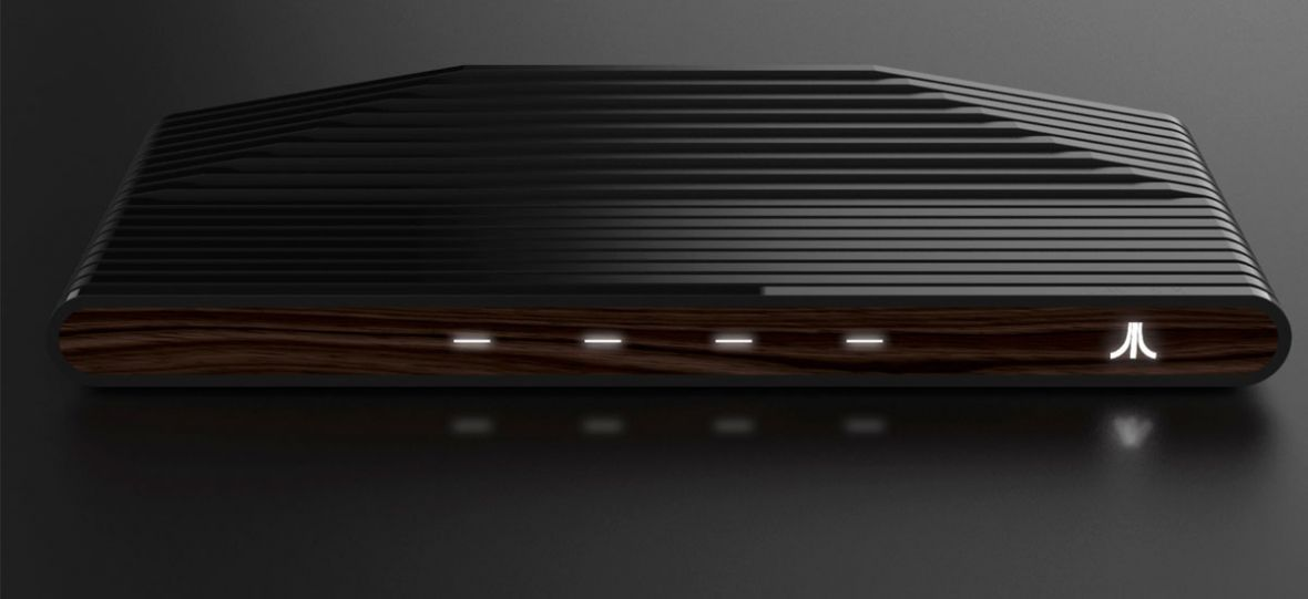 Tak wygląda nowa konsola Atari. I tak, na pewno mamy 2017 rok