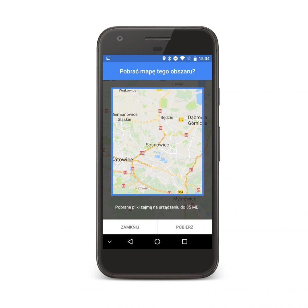 Mapy Google poradnik