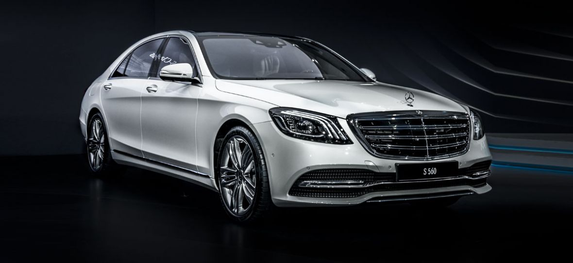A więc tak projektuje się marzenia. Nowy Mercedes klasy S – pierwsza jazda