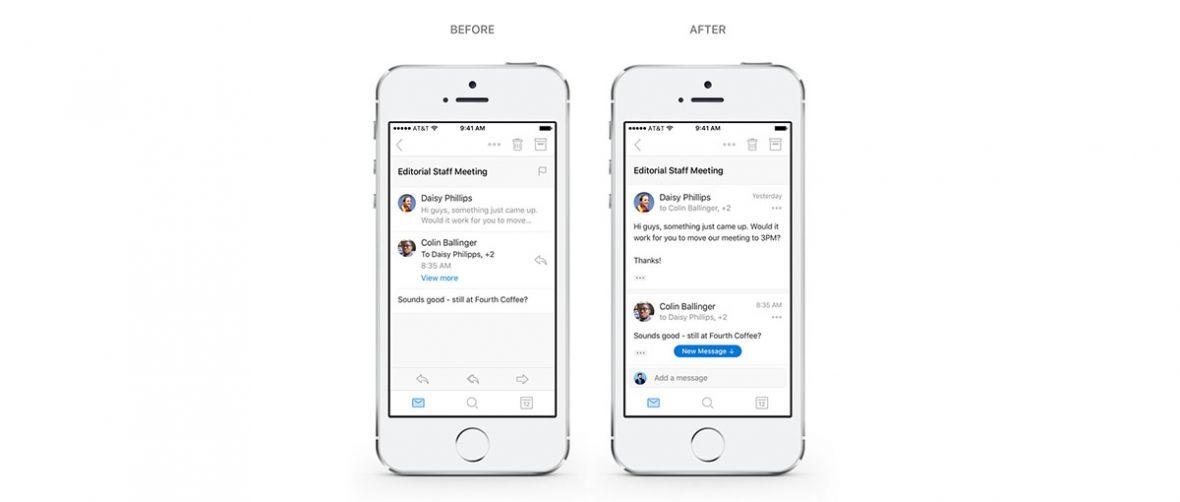 Nauczyłeś się obsługi mobilnego Outlooka? To dobrze. A teraz zacznij od nowa