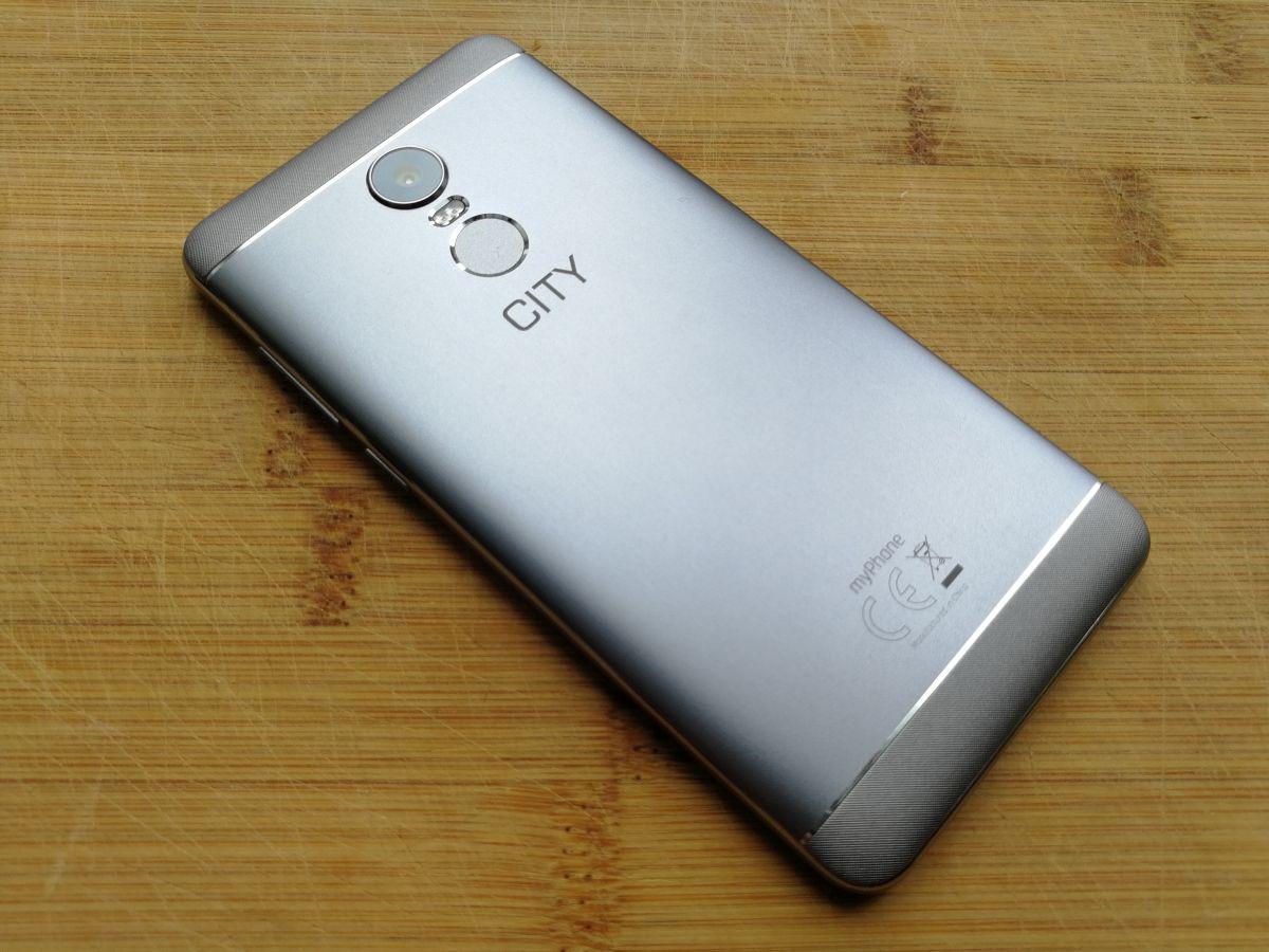 myPhone City to najlepszy smartfon do 600 zł.
