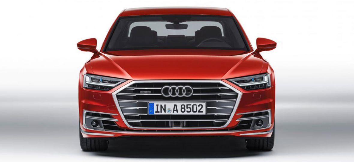 Oto nowe Audi A8. Pierwsza limuzyna, która nie potrzebuje kierowcy