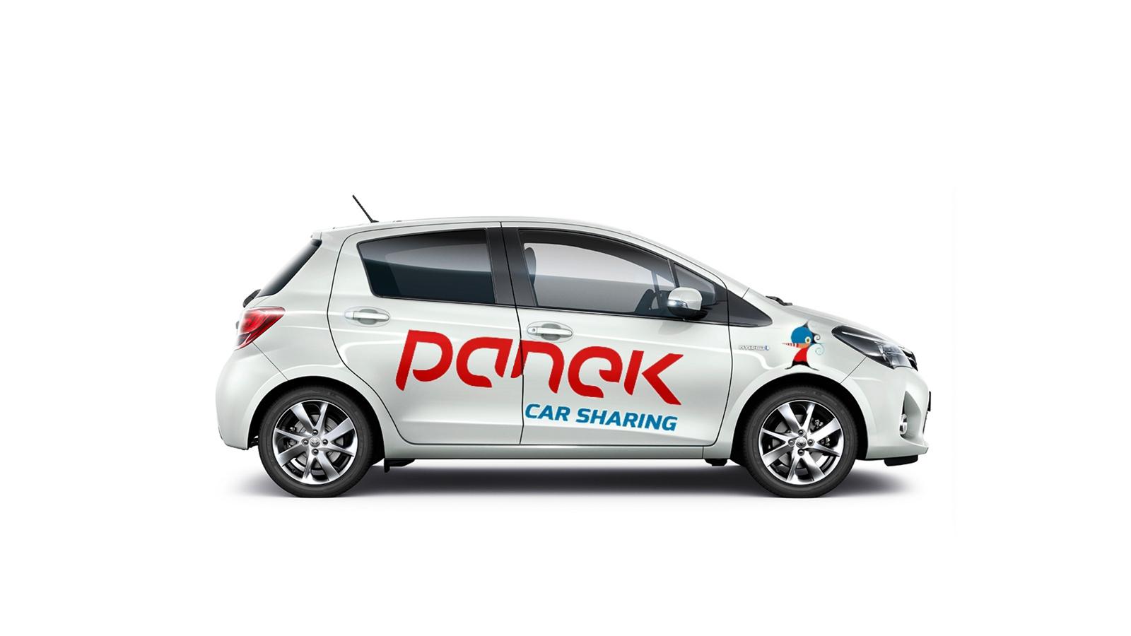 carsharing w warszawie - panek, traficar, 4mobility
