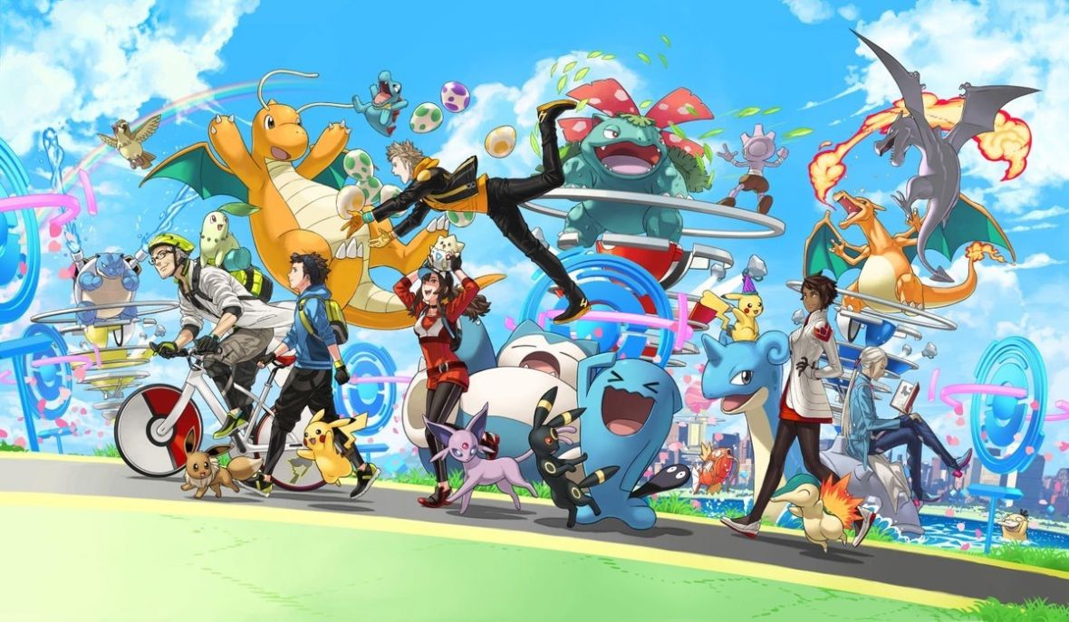 Raidy nie mogły nadejść w lepszym momencie. Pokemon GO ma już rok, a ja znów złapałem je wszystkie