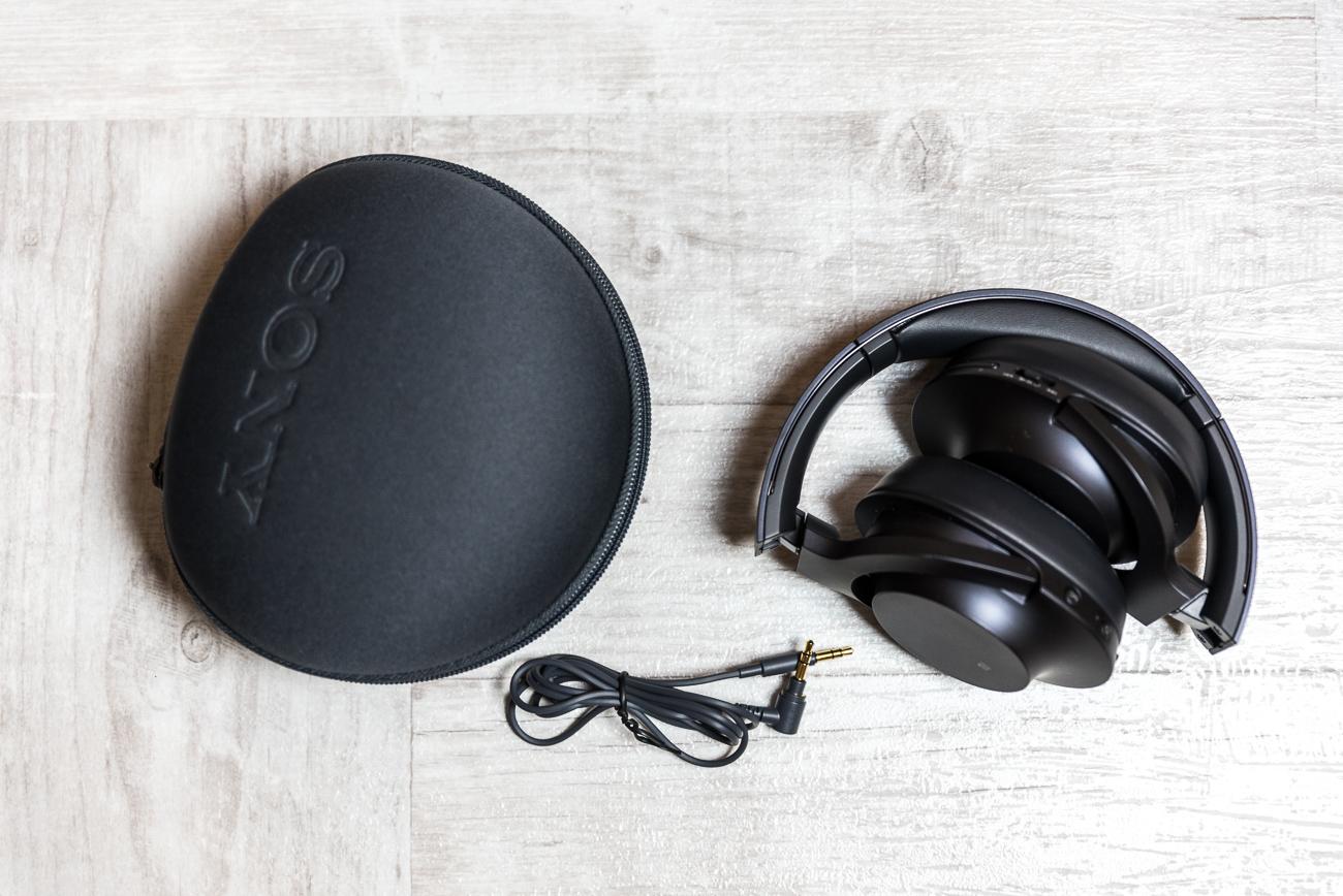 Sony MDR–100ABN - recenzja słuchawek