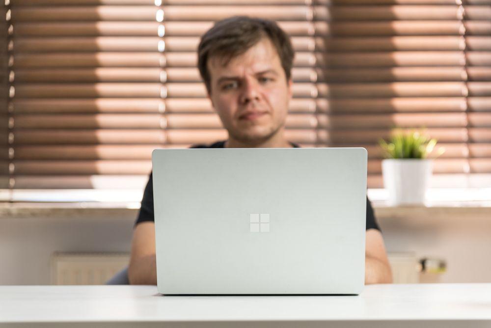 Surface Laptop recenzja