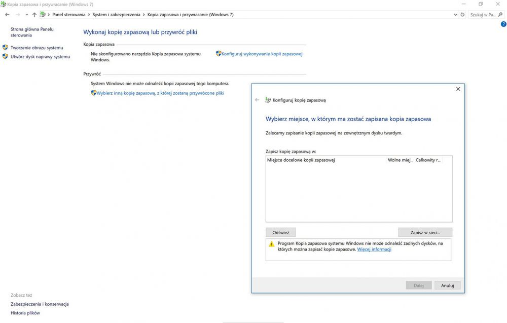 Windows 10 Fall Creators Update znikające funkcje Microsoft Paint
