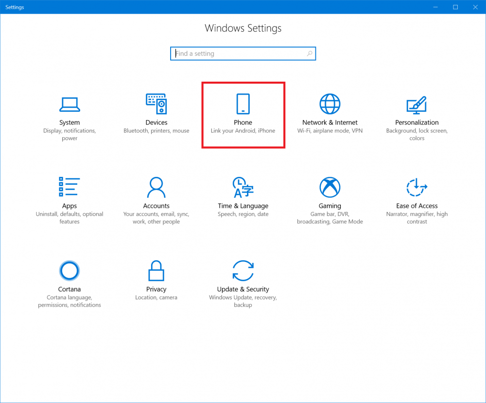 Windows Android synchronizacja