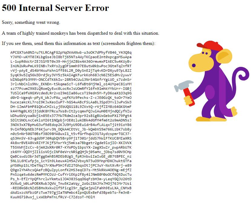 YouTube nie działa