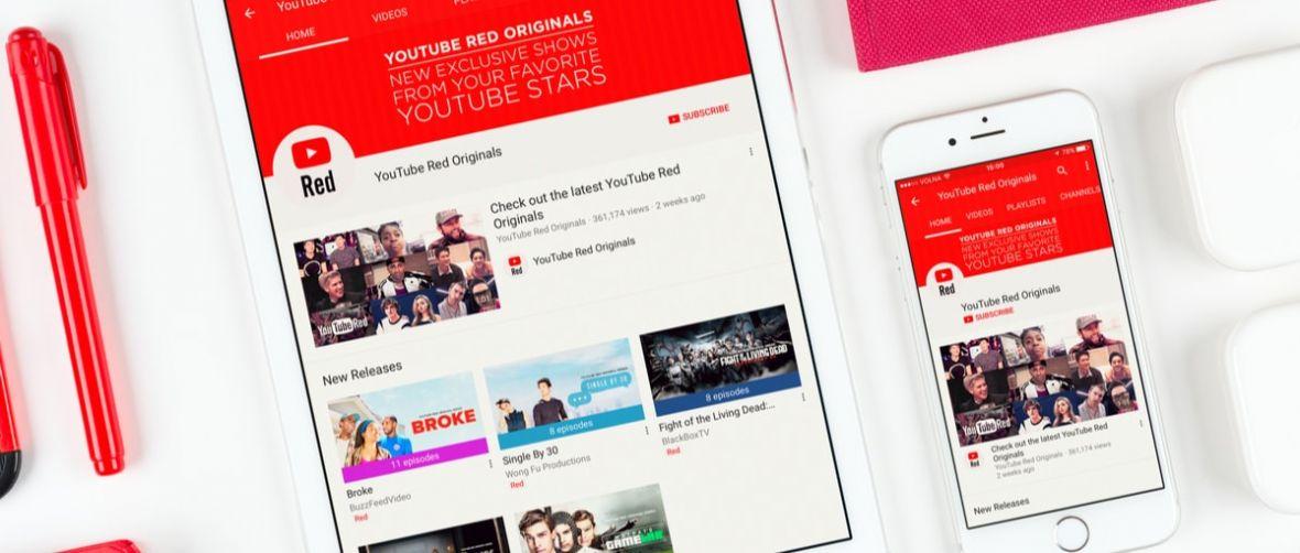 Klamka zapadła, Google połączy YouTube'a Red i Muzykę Google