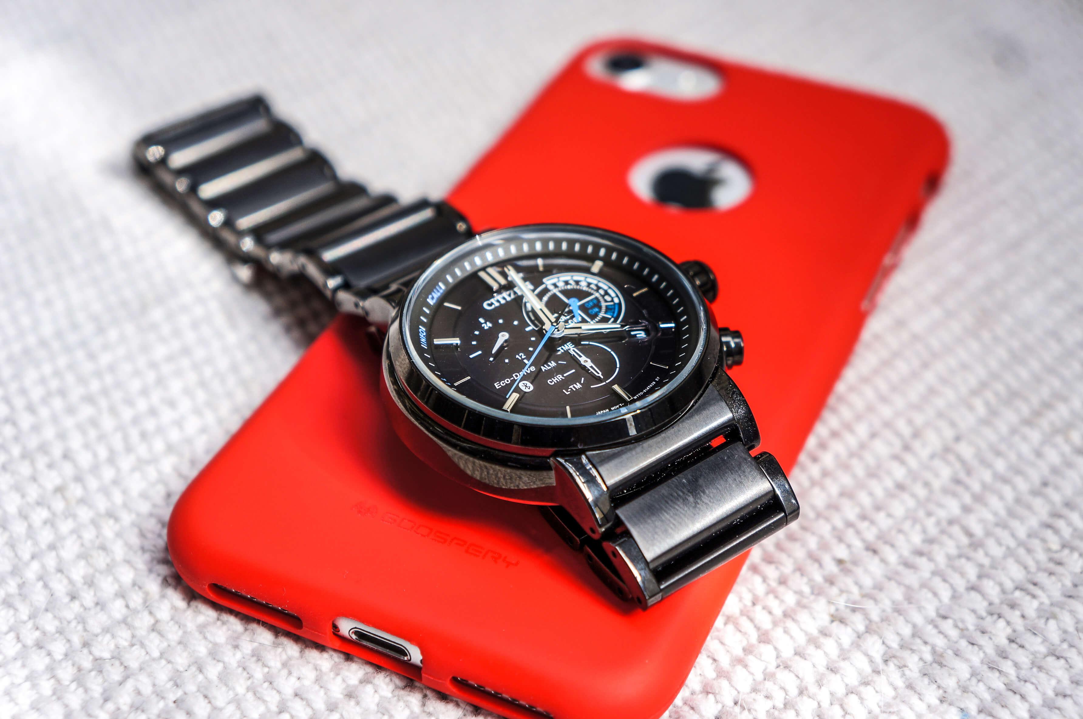 Eko zegarek, którego bateria nigdy się nie kończy. Nowy