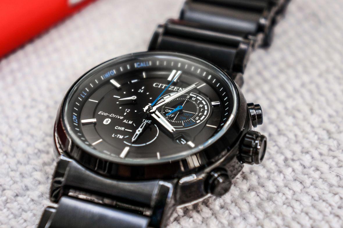 To nieoczywisty smartwatch, ale funkcjami zawstydzi każdy tradycyjny zegarek – recenzja Citizen BZ1006-82E