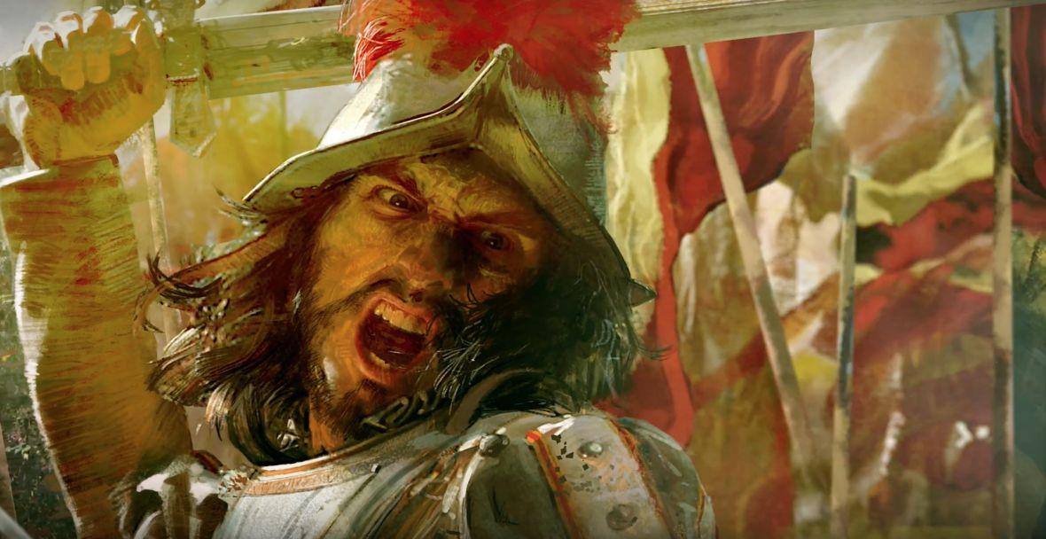 Age of Empires IV oficjalnie zapowiedziane. Na pierwszym zwiastunie powiewa polska flaga