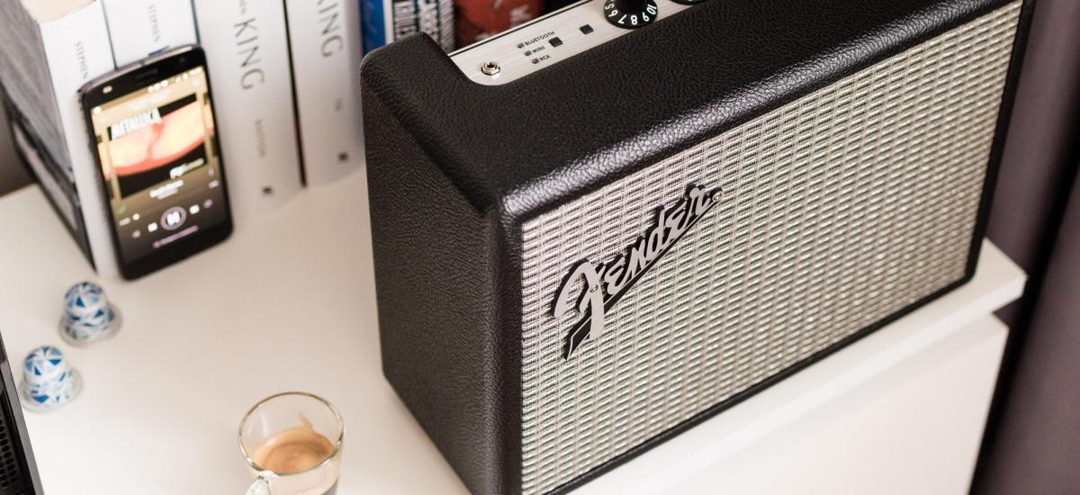 Fender Monterey - cyfrowy głośnik z analogowym czarem