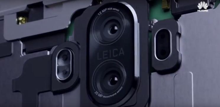Huawei Mate 10 został zaprezentowany na oficjalnym wideo. Nowy smartfon ponownie będzie miał podwójny aparat przygotowany we współpracy z firmą Leica.