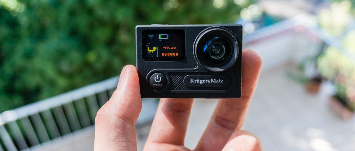 Kamera sportowa 4K za 599 zł? Sprawdziliśmy, czy warto