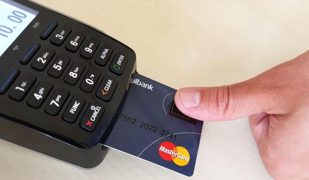 Wkrótce nie będziesz musiał pamiętać PIN-u karty płatniczej. Przyszłość należy do odcisku palca