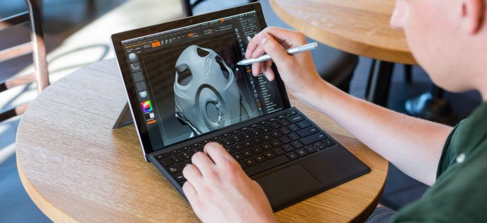 Surface pro dla grafika - tak, czy nie?