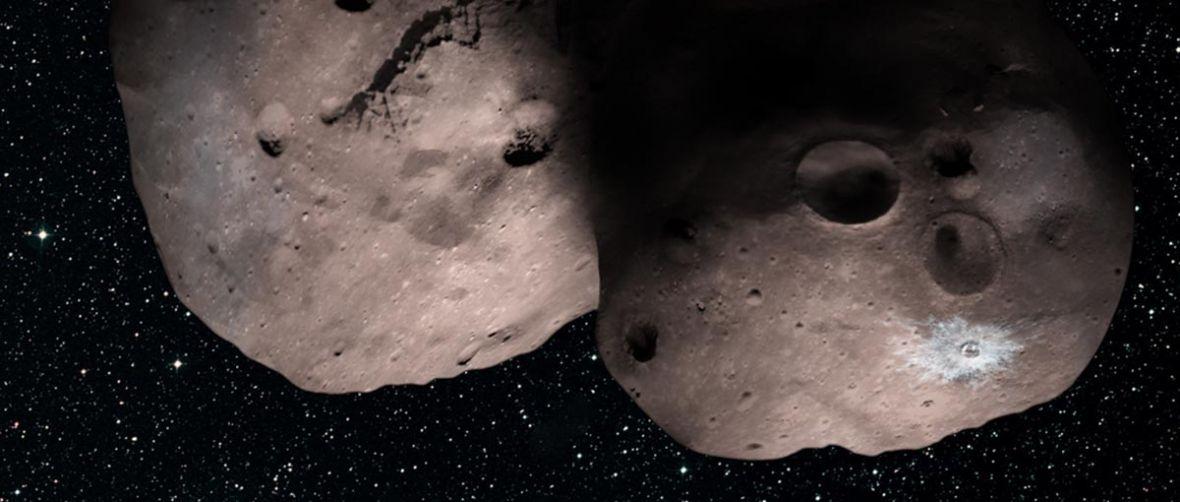 Sonda New Horizons dotrze do kolejnego celu dopiero za 1,5 roku. Tymczasem MU69 już zaskakuje naukowców