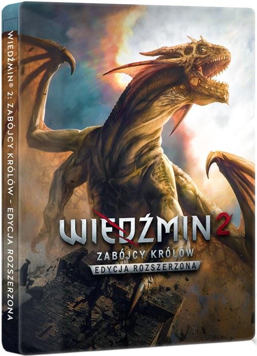 Dosłownie kilka dni temu zapowiedziana została reedycja pierwszej części Wiedźmina w steelbooku. Teraz CDP Red idzie za ciosem i wydaje podobne wersje kolejnych części sagi o Geralcie z Rivii.