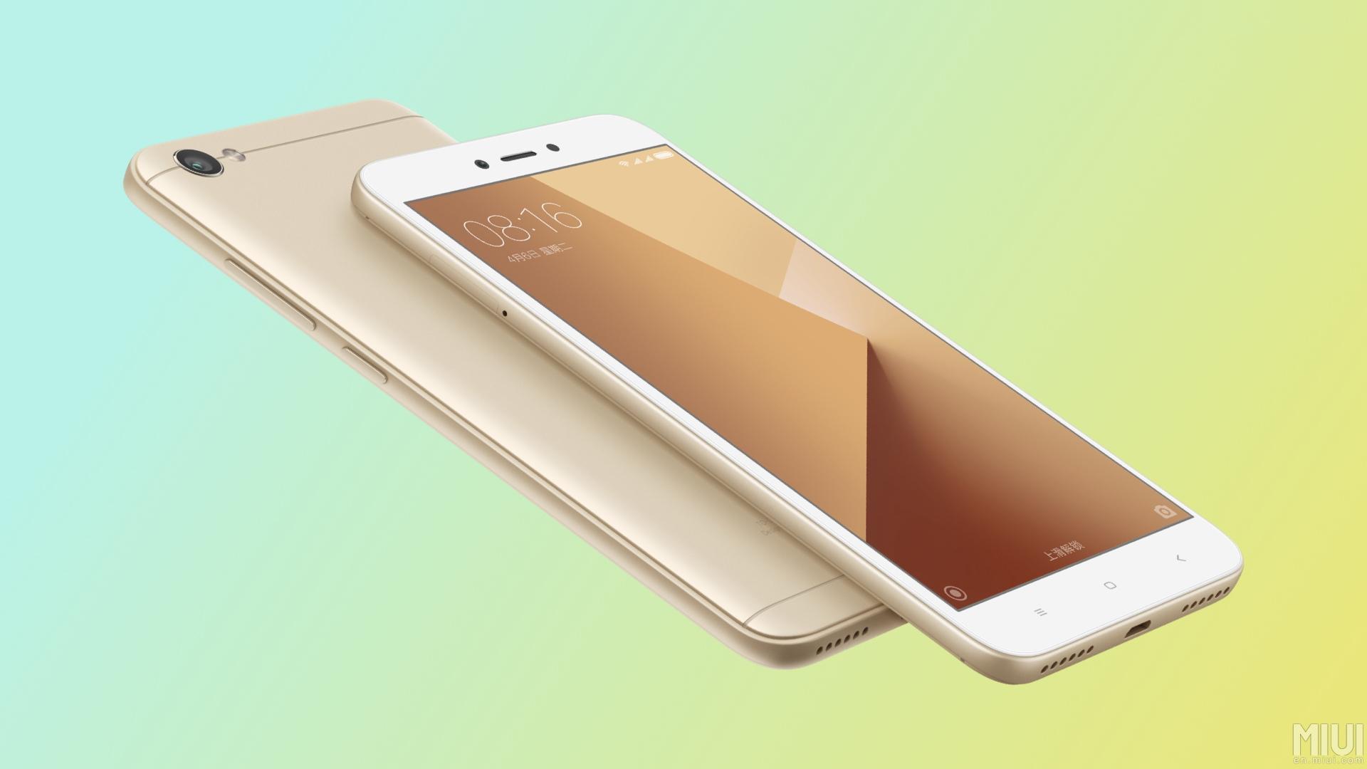 Oto Xiaomi Redmi Note 5A.