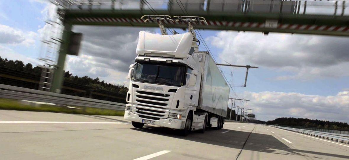 eHighway, czyli Niemcy przygotowują się do testów swojej pierwszej, elektrycznej autostrady