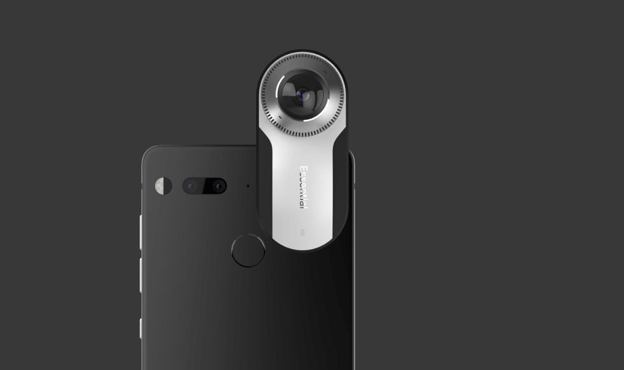 Można już zamawiać Essential Phone - wyjątkowy telefon z dwuletnimi aktualizacjami Androida