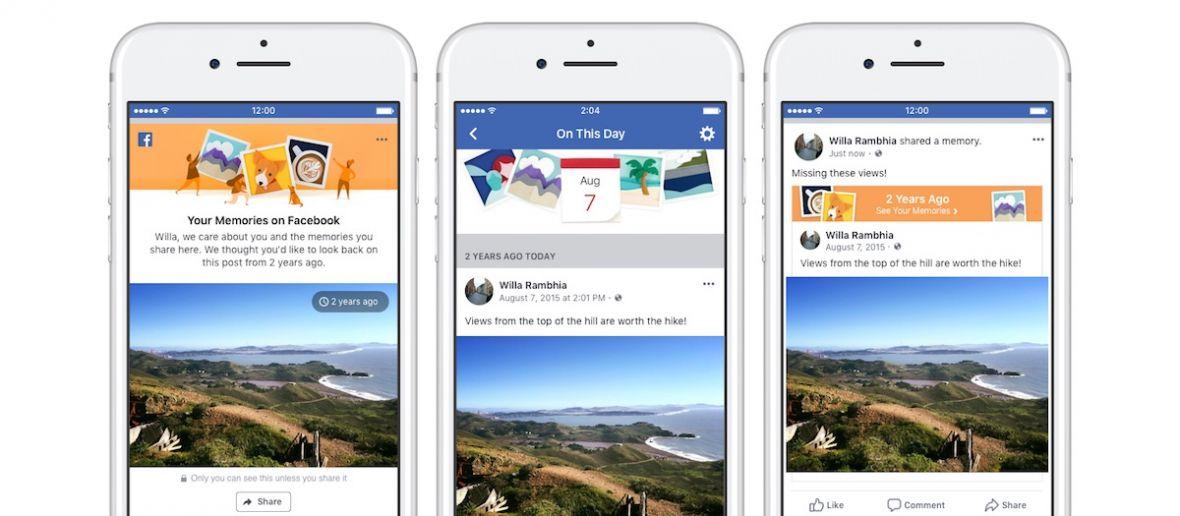 Dwa lata: tyle Facebook kazał użytkownikom czekać na nową funkcję do przeglądania… wspomnień